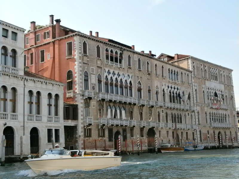 Come arrivare a Palazzo Pisani Moretta a Venezia