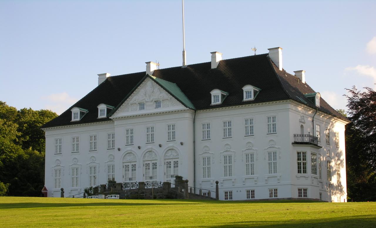 Marselisborg Palace, Danimarca