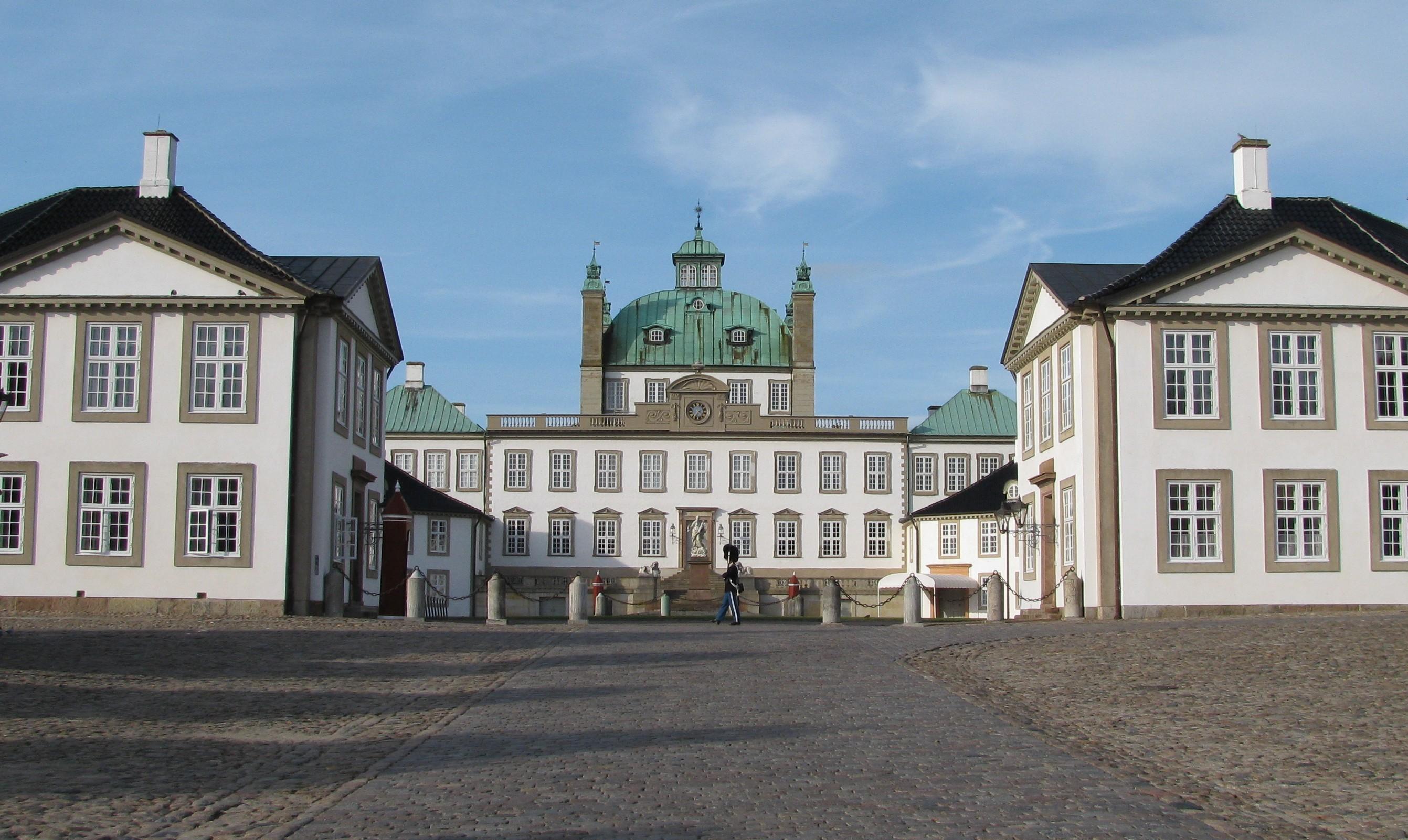 Castello Fredensborg, Danimarca