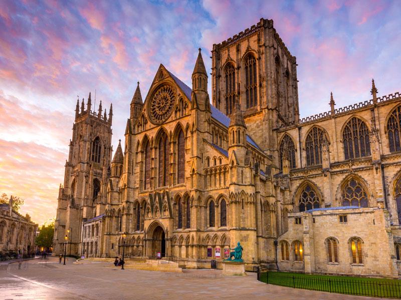 10 motivi per visitare York nel Regno Unito