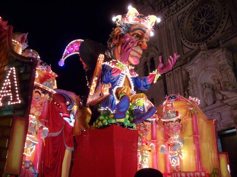 Date e programma Carnevale di Acireale 2016