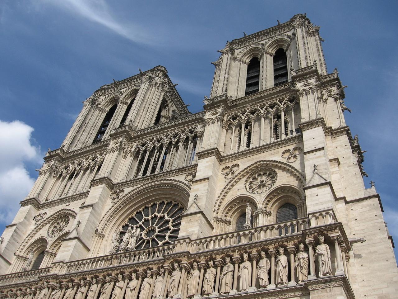 Itinerario chiese giubilari di Parigi