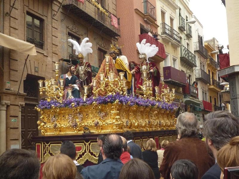 Come si festeggia la Pasqua in Spagna