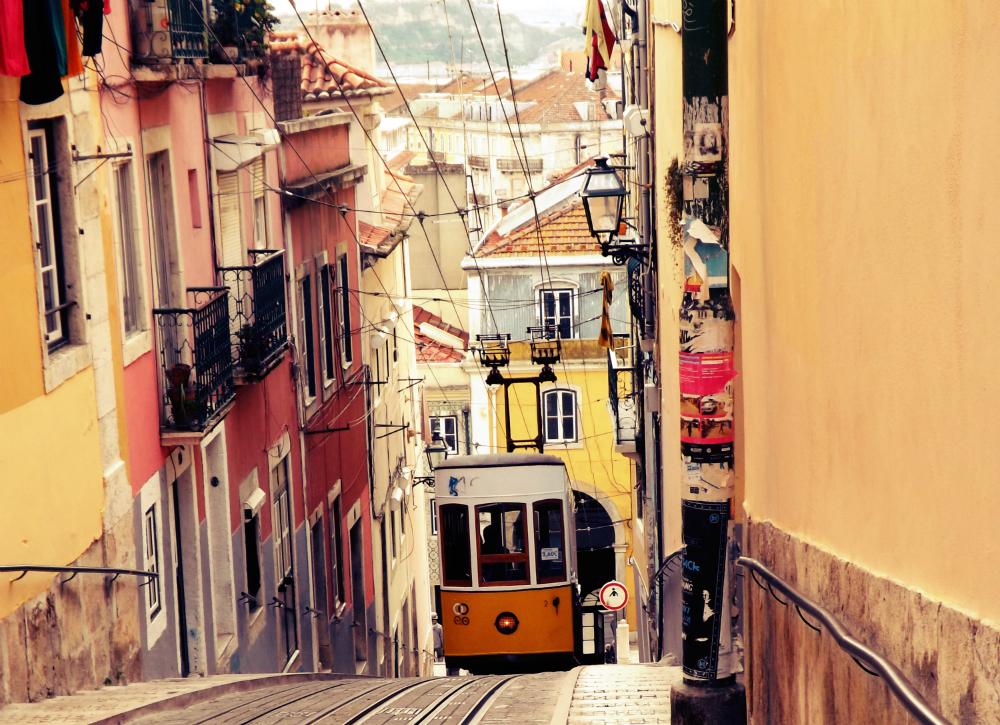 Lisbona: bellissima, ma alle volte inaccessibile