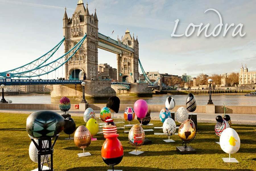 Come festeggiare Pasqua a Londra