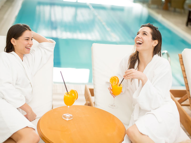 Offerte Festa delle donne spa nel Lazio