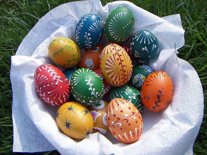 Come si festeggia la Pasqua in Russia