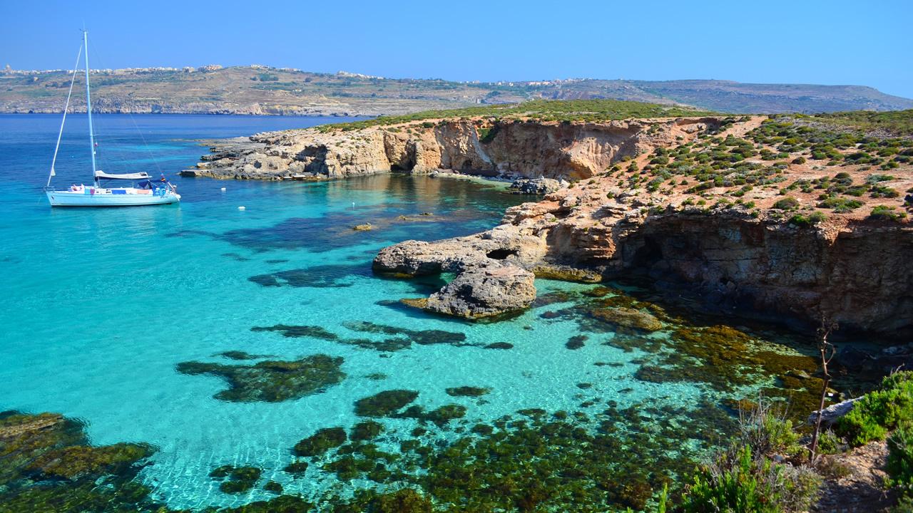 Il clima di Malta nel mese di agosto