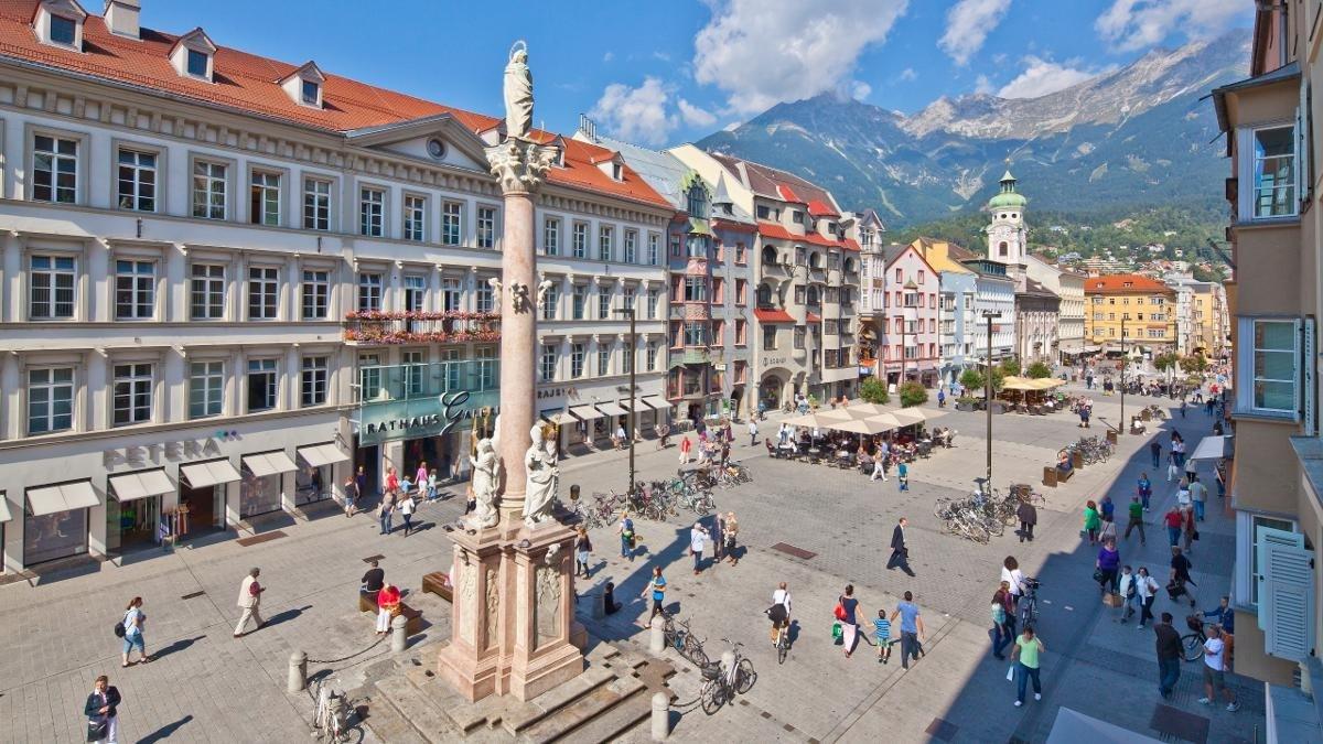 Ponte del 2 giugno a Innsbruck, cosa fare
