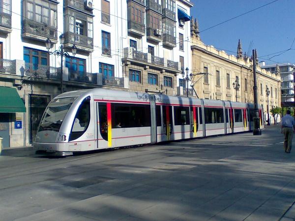 tram siviglia