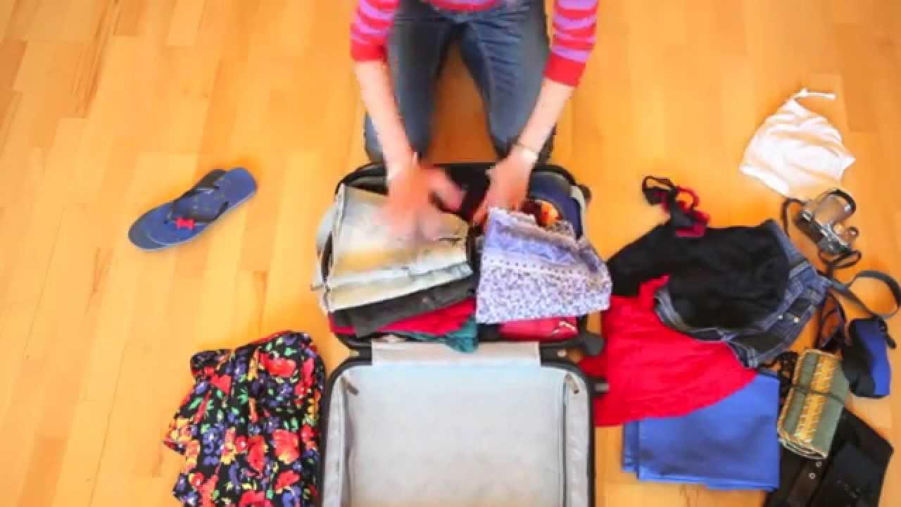 Come preparare la valigia nel mese di marzo