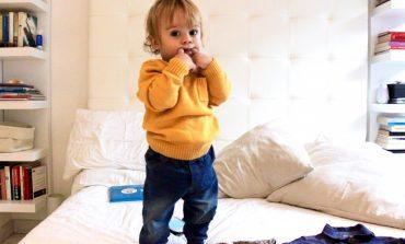 Come vestire i bambini nel mese di febbraio