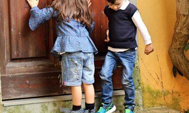 Come vestire i bambini nel mese di marzo