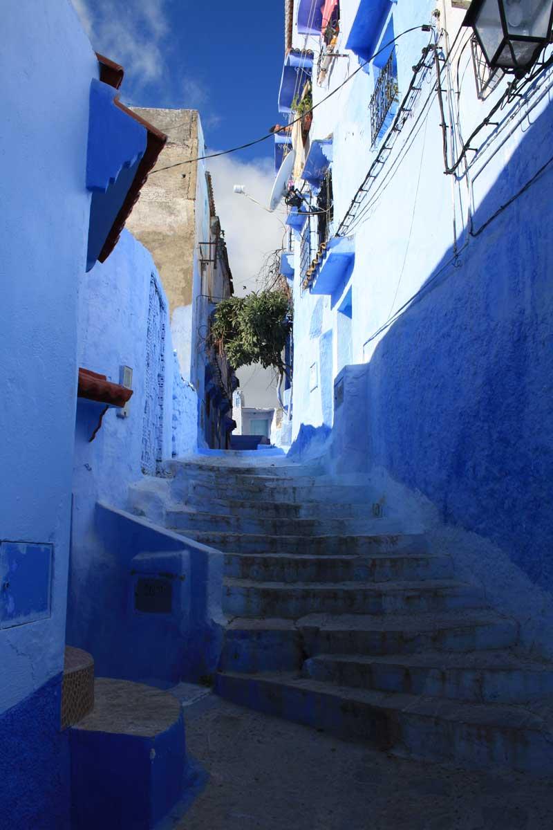 Dove dormire a Chefchaouen, la città blu del Marocco