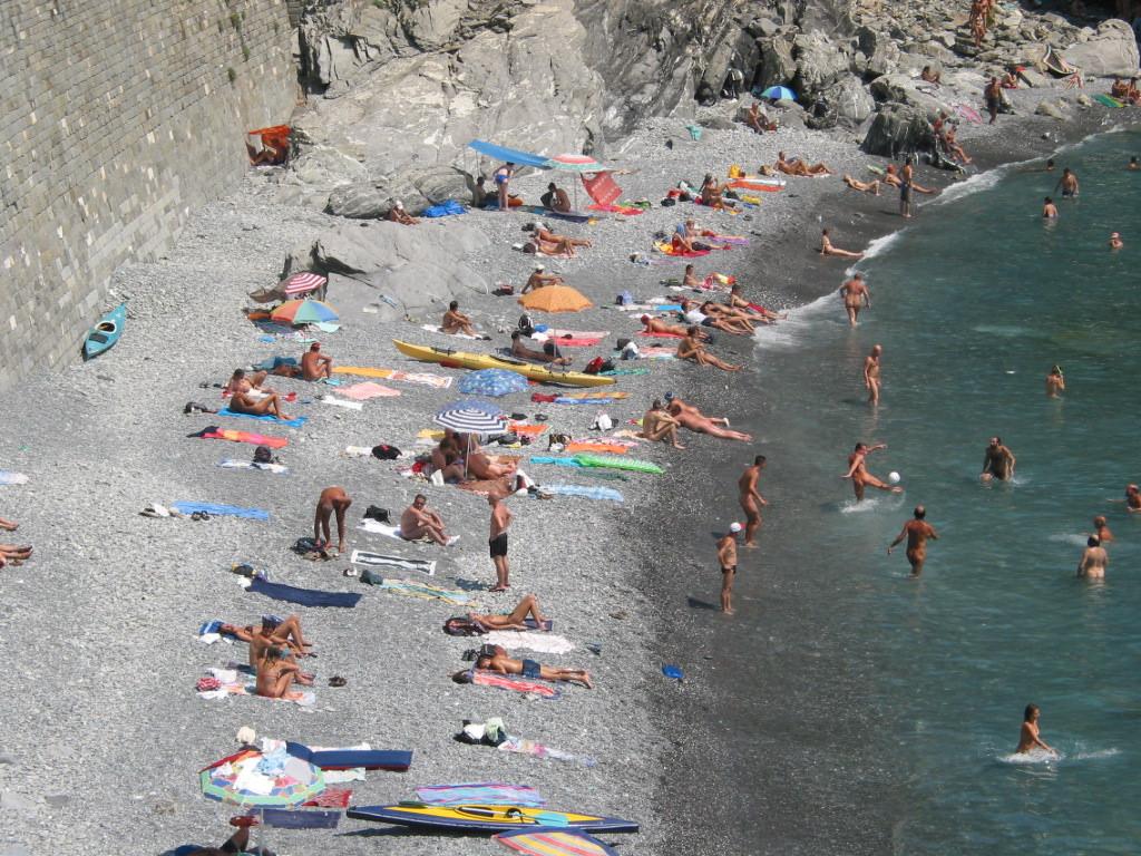 Le spiagge segrete delle Cinque Terre
