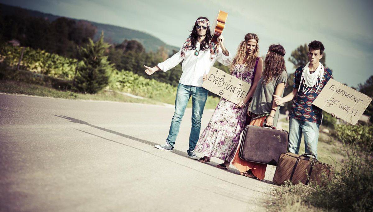 Mete in Europa per vacanze hippie