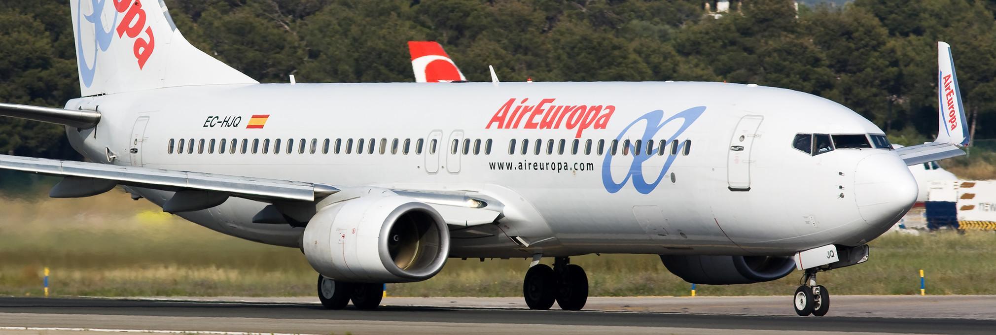 Offerte Air Europa luglio