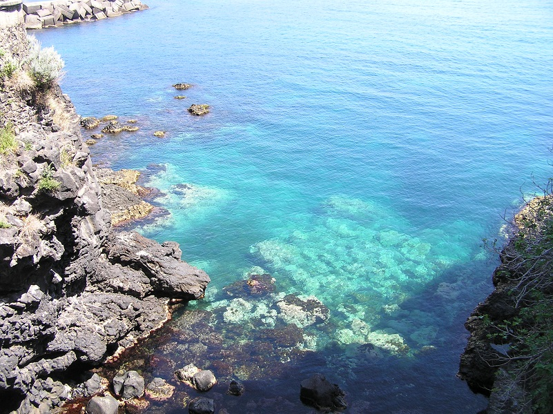 Temperatura acqua in Sicilia mese di agosto