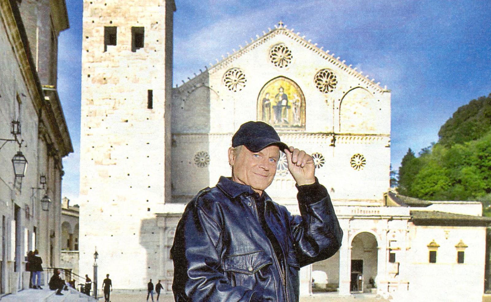 Tour a Spoleto luoghi Don Matteo