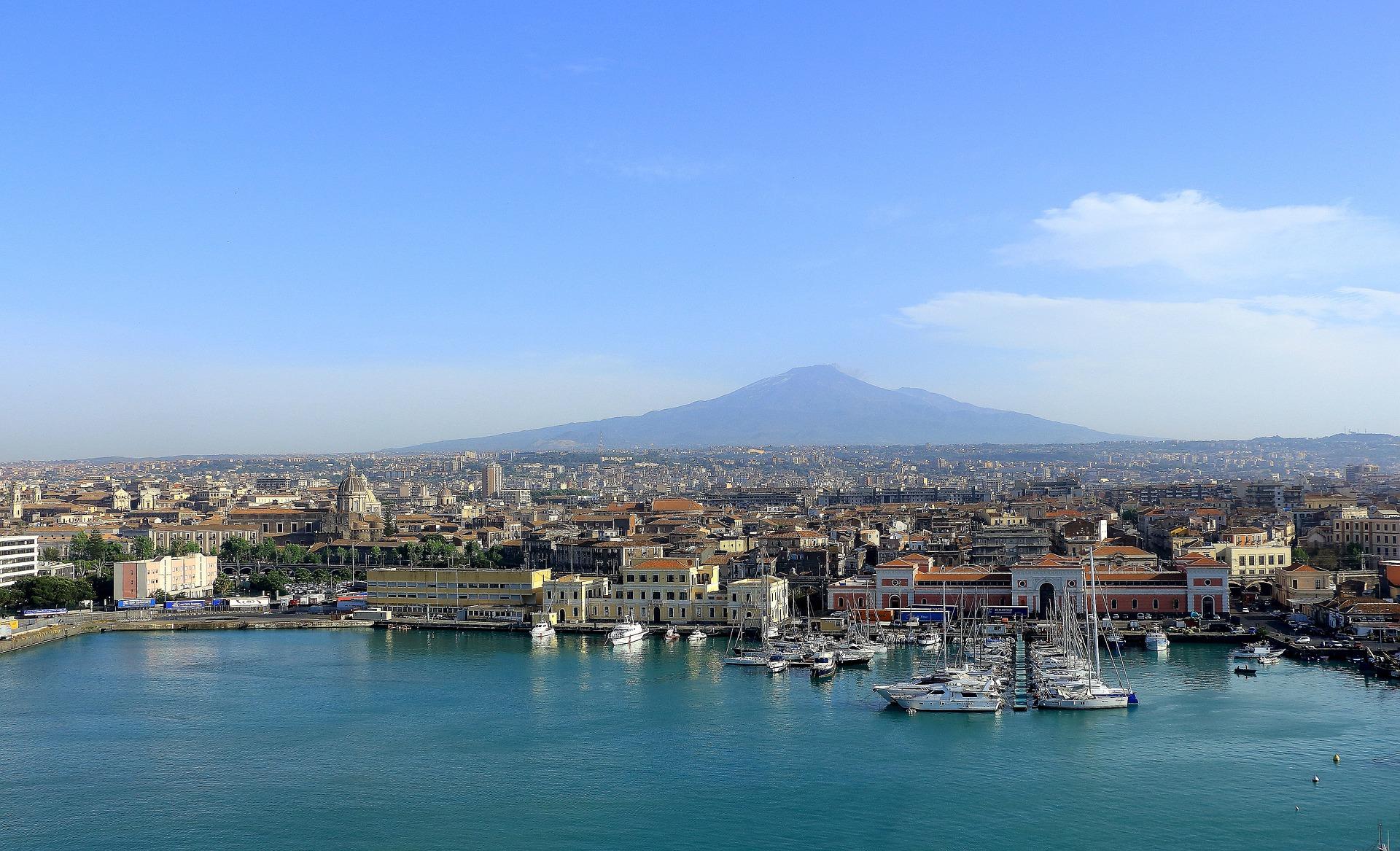 Temperature in Sicilia nel mese di novembre