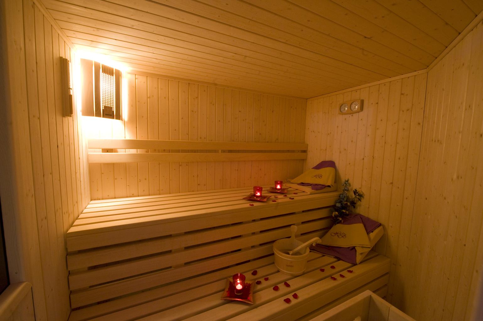 Quanto costa fare sauna finlandese in Italia