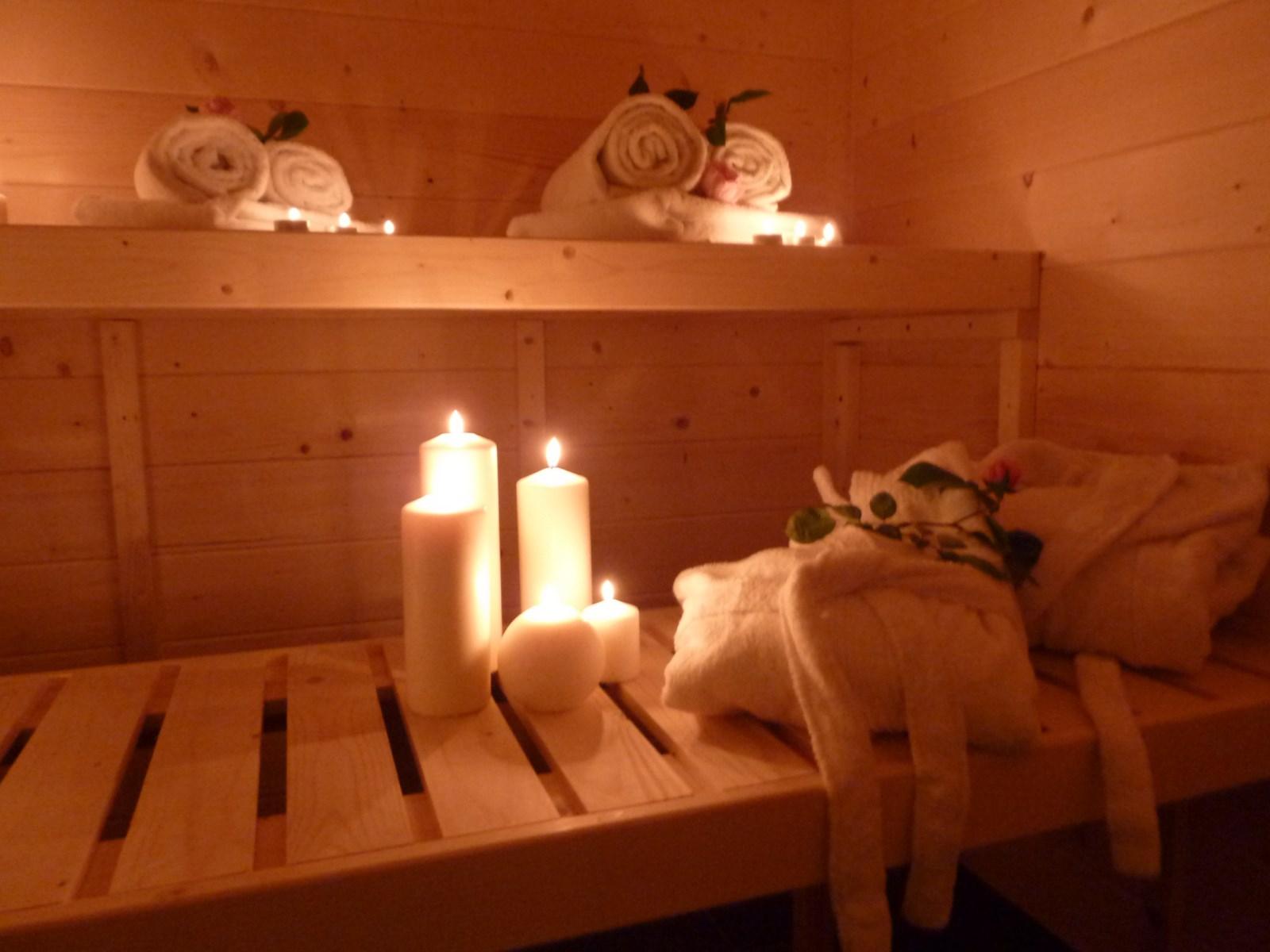 5 mete dove fare sauna finlandese in Italia