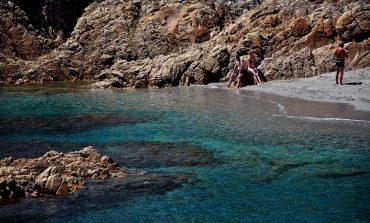 Temperature in Sardegna, mese di Luglio