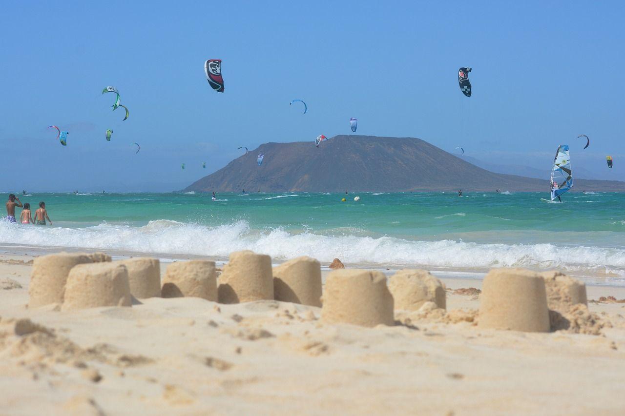 Come vestirsi a Fuerteventura a Luglio