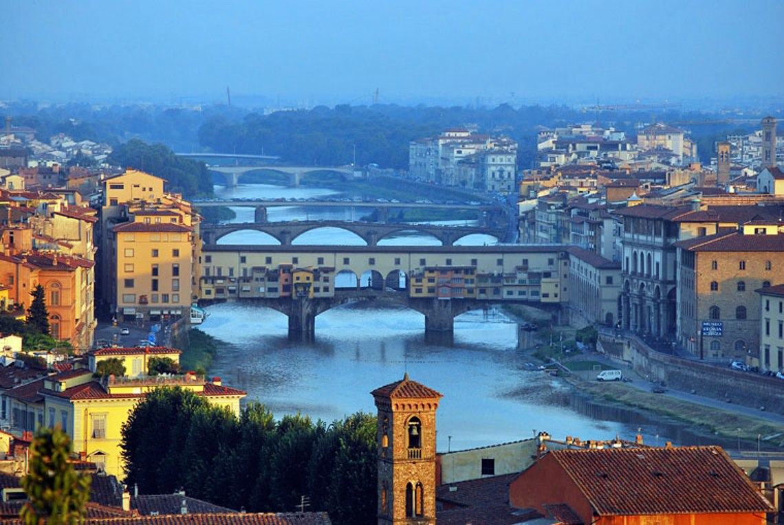 Firenze: itinerari per visitare a piedi la città in un giorno