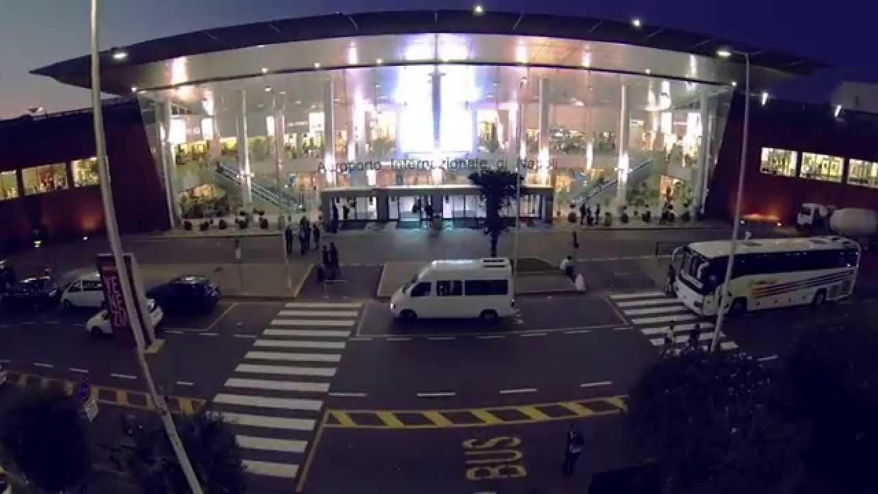 Parcheggio aeroporto Napoli lunga sosta