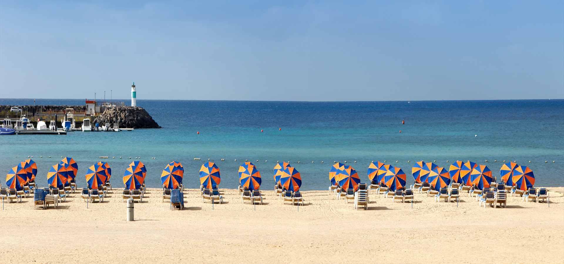 Il clima di Fuerteventura nel mese di Agosto