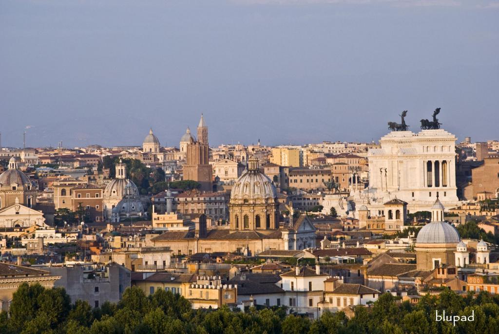 La terrazza del Gianicolo e i momenti migliori per visitarla ...