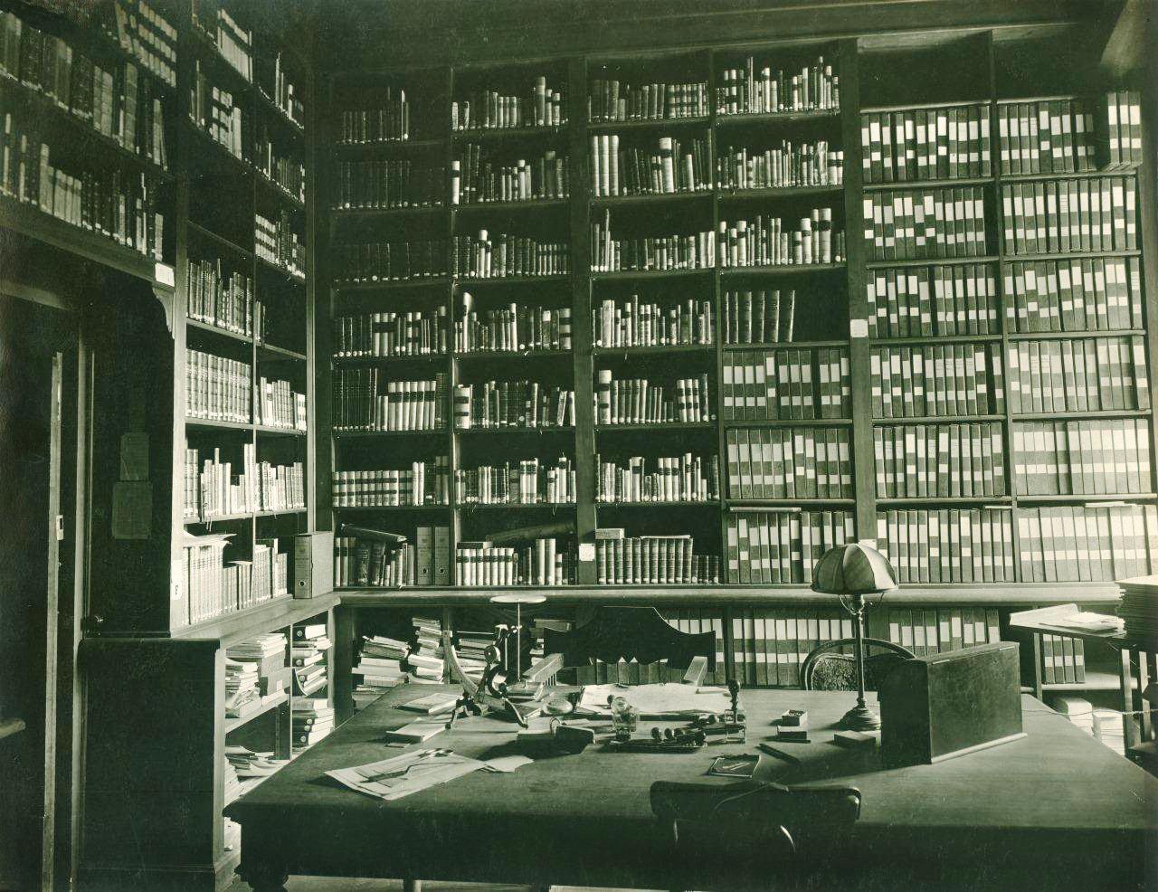 Le biblioteche più belle di Roma