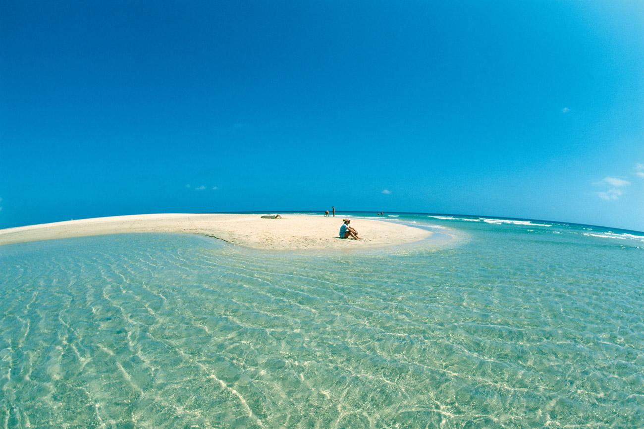 Qualè la temperatura acqua Fuerteventura nel mese di agosto
