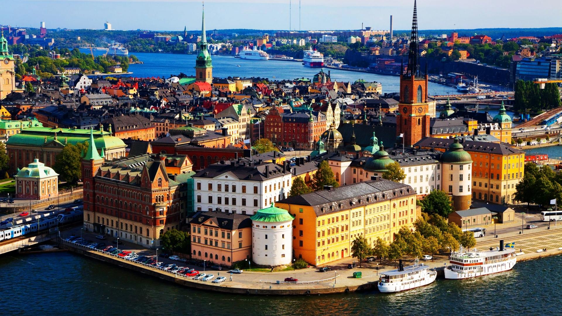 Gamla Stan, il cuore di Stoccolma