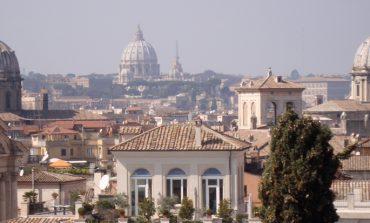 Terrazza Caffarelli, per godersi il panorama di Roma al tramonto