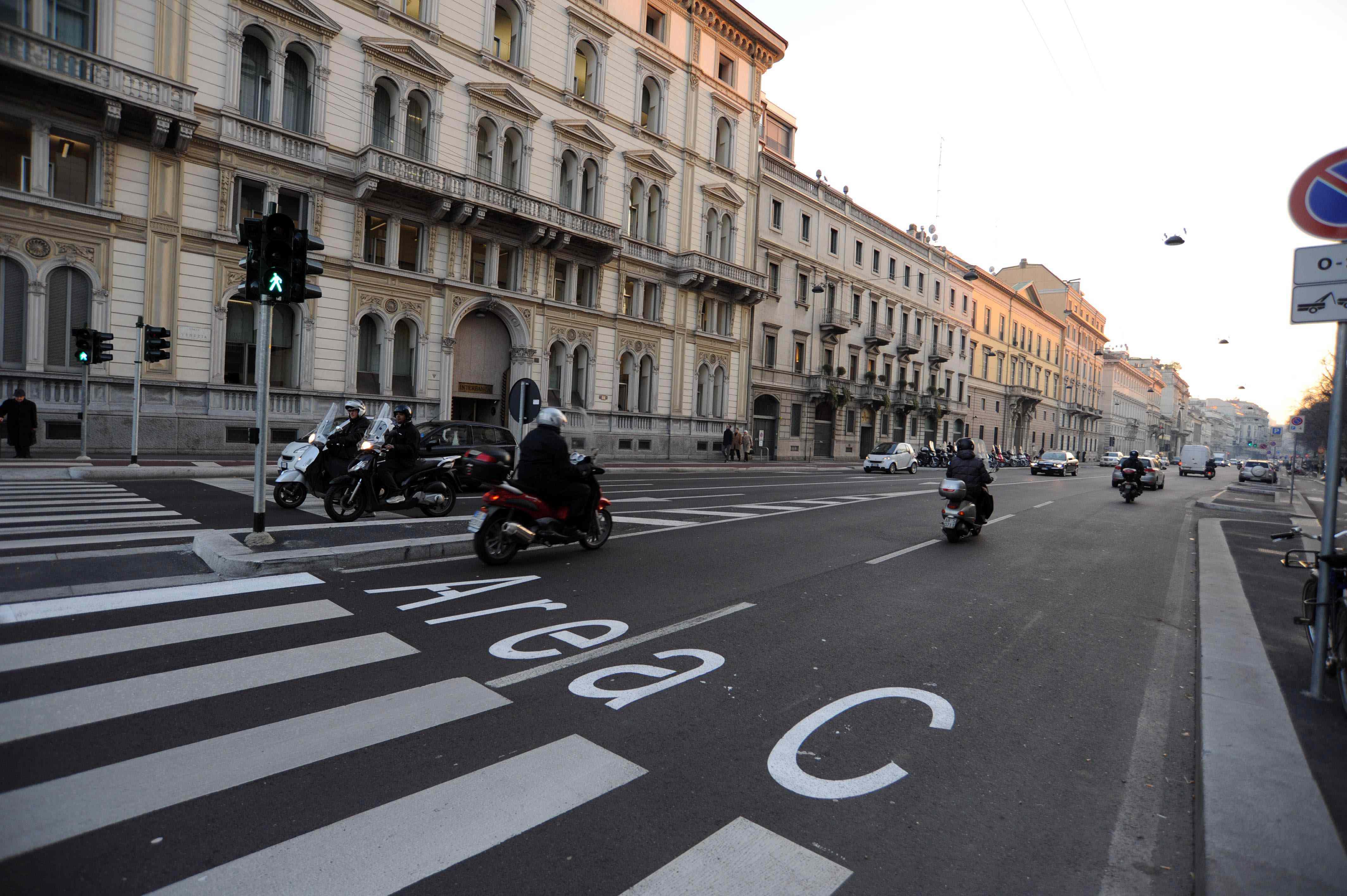 Quali sono le tariffe per ztl Milano
