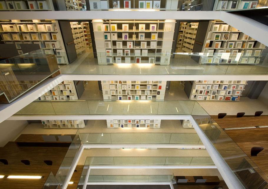biblioteca lateranense