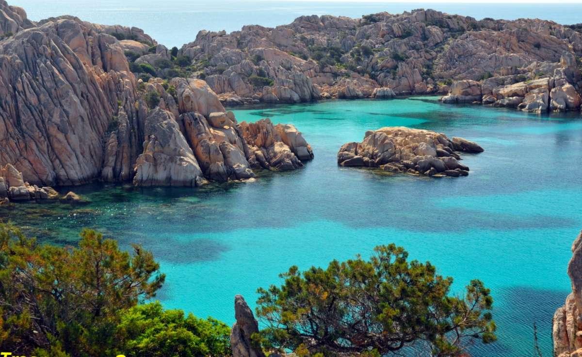 Temperature in Sardegna mese di Luglio