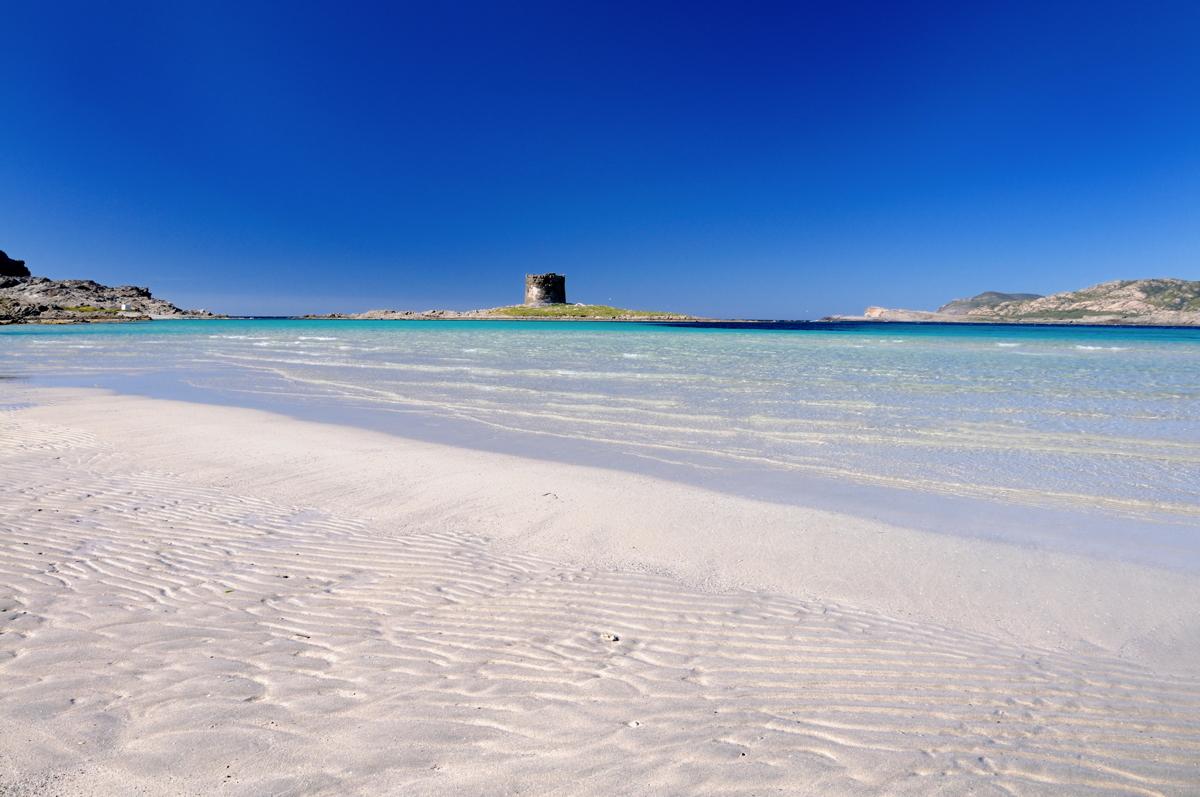 Temperatura acqua in Sardegna mese di luglio