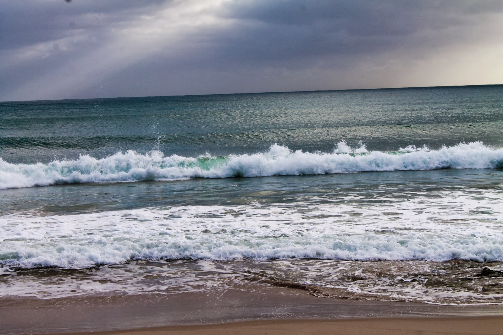 mare di sardegna in inverno