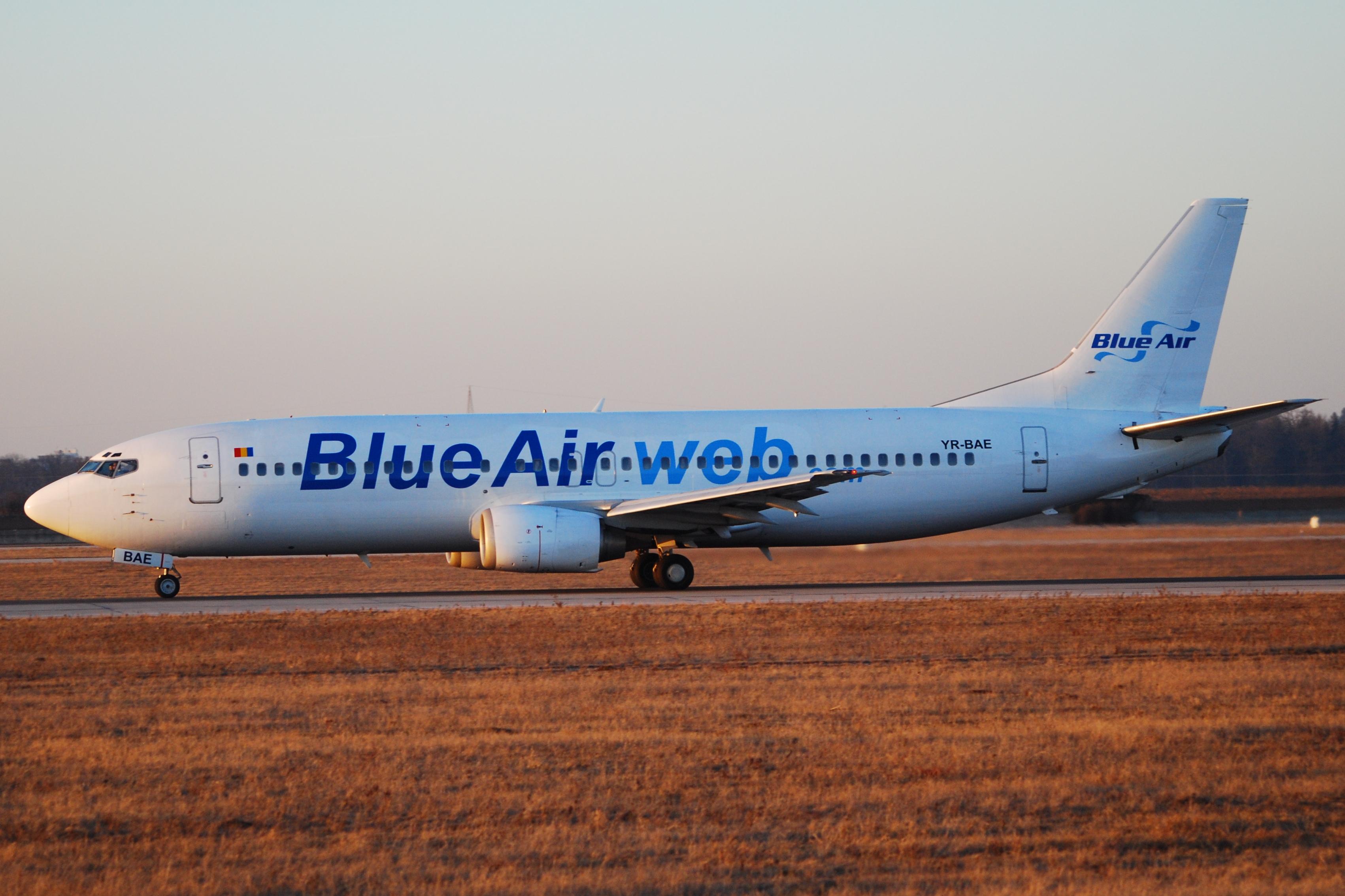 Come fare blue air check in con bagaglio a mano