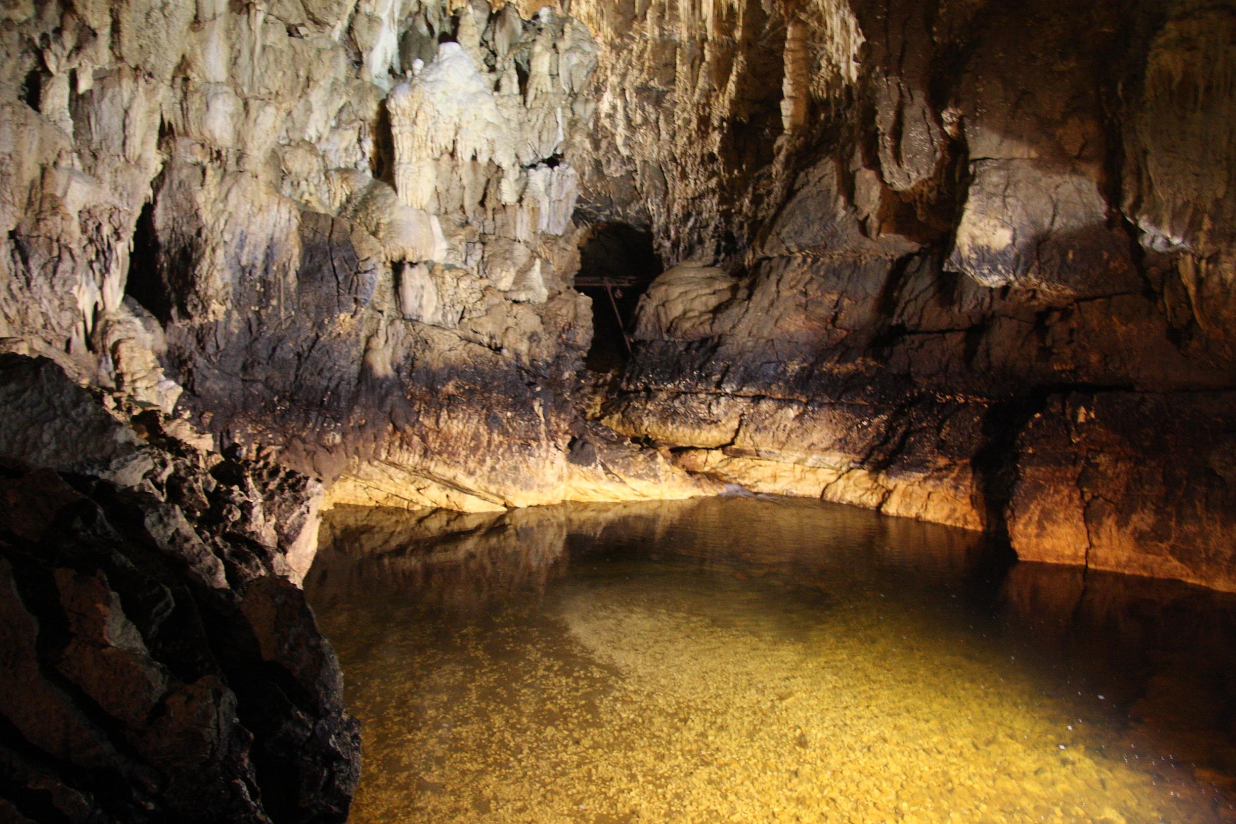 Come arrivare alle Grotte di Stiffe da Roma
