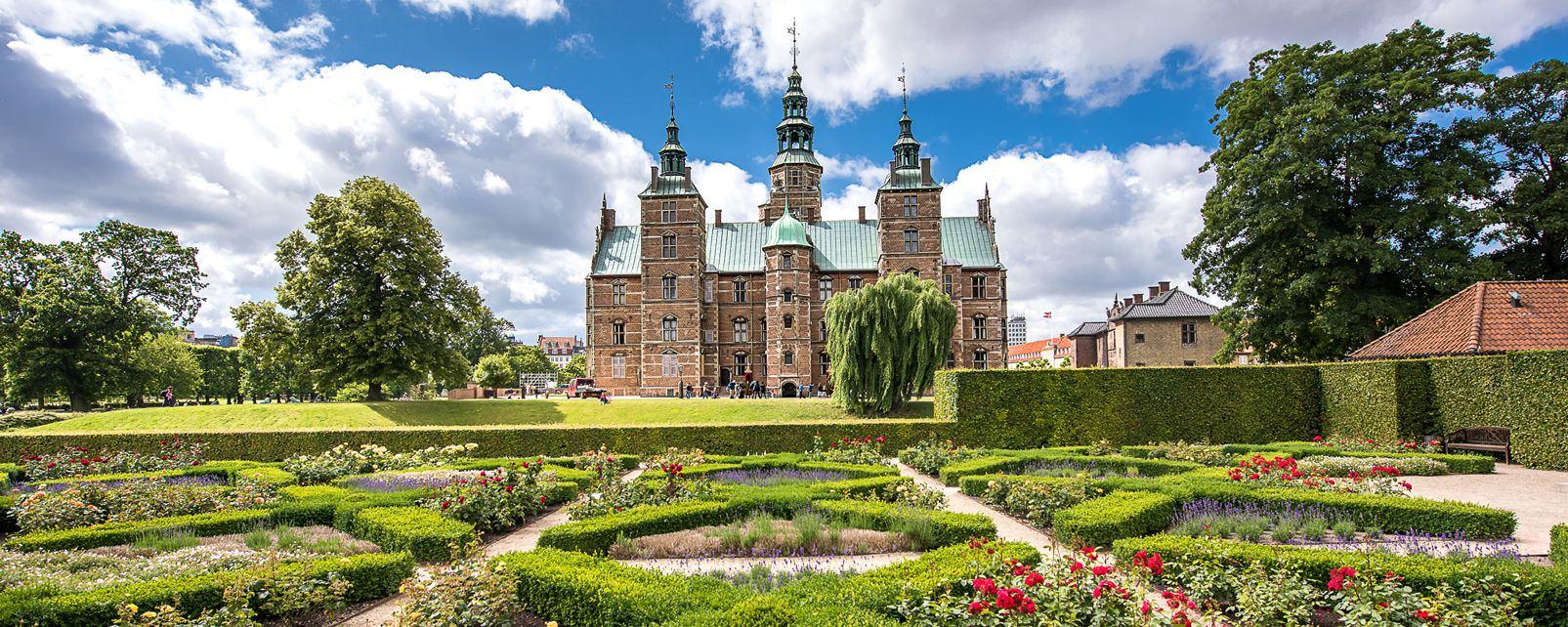 Come Cambiare Residenza : Come visitare giardini del castello di rosenborg