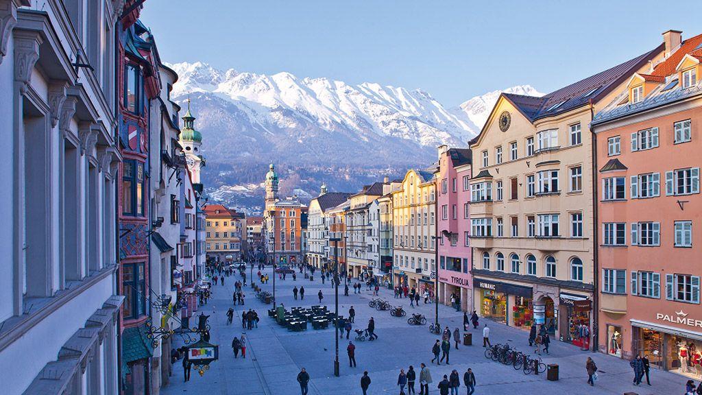 Vacanze a Innsbruck
