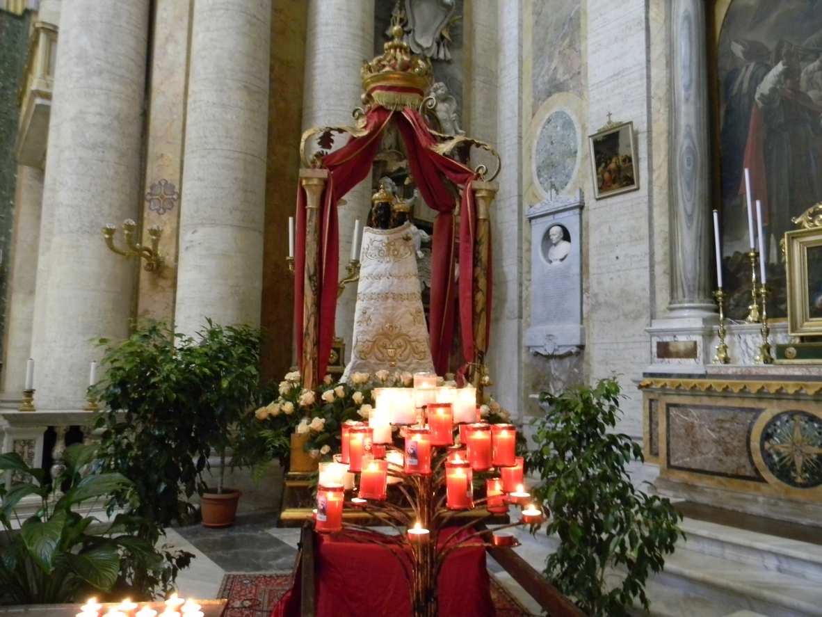 Orari delle messe a San Salvatore in Lauro