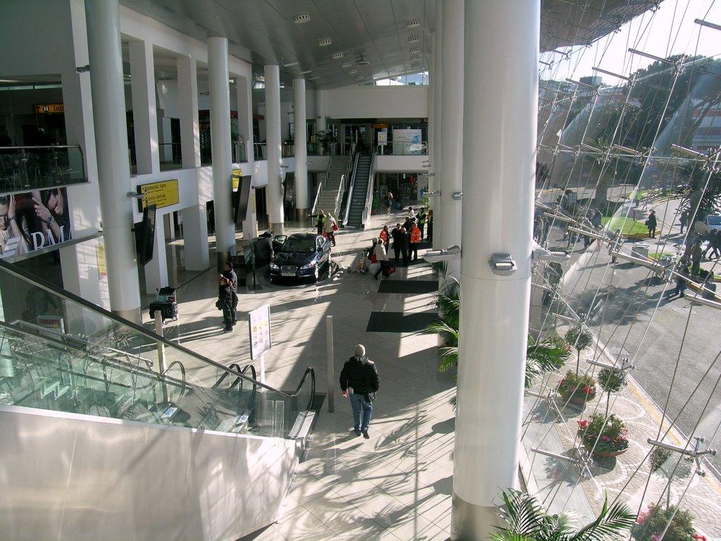 Come pagare parcheggio aeroporto napoli