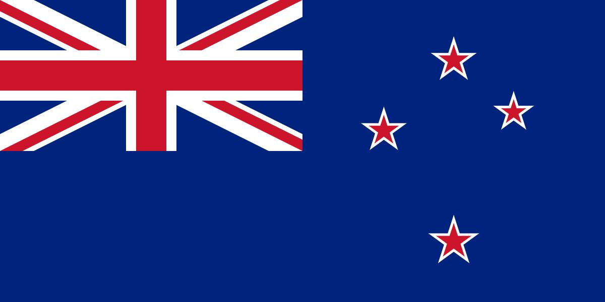 Qual la storia della bandiera nuova zelanda