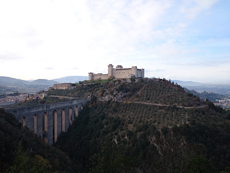 Cosa vedere a Spoleto in weekend romantico
