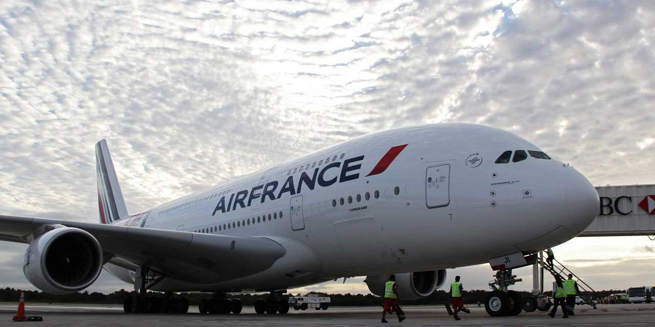Quanto tempo prima fare air france check in online